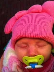 Disneyland Baby Hat