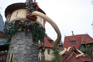 Tangled in Disneyland