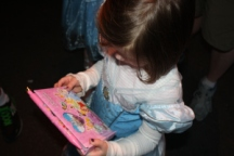 Princess autographs